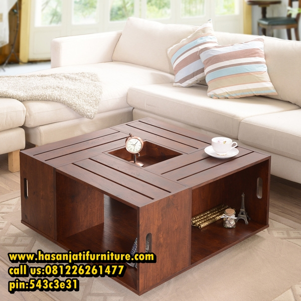 Harga Coffee Table Minimalis