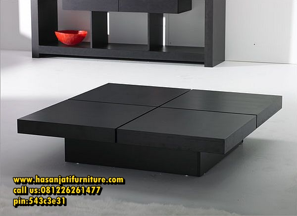 Desain Coffee Table Minimalis Modern