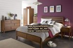 Tempat Tidur Minimalis Tempat Tidur kayu Jati