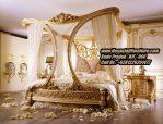 Tempat Tidur Klasik Modern Tempat Tidur Mewah