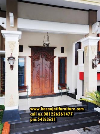 Pintu Gebyok Klasik Pintu Rumah Klasik