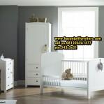 Set Box Bayi Minimalis Modern Ranjang Bayi Terbaru