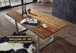 Coffee Table Jati Model Meja Kopi Terbaru