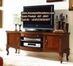 Meja Tv Jati Klasik Bufet Tv Classic Jati