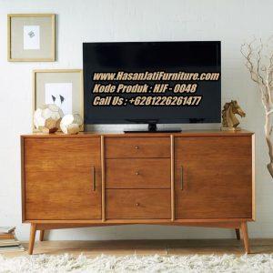 Meja Tv Jati Minimalis Lemari Tv Model Terbaru