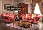 Model Kursi Tamu Classic Set Sofa Ruang Tamu Mewah