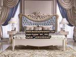 Tempat Tidur Classic Modern Tempat Tidur Ukir Mewah