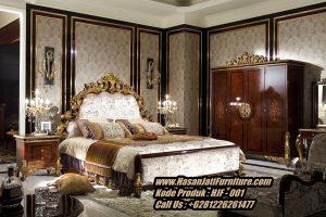 Tempat Tidur Klasik Jepara Tempat Tidur Ukir Mewah