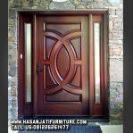 Pintu Rumah Utama Pintu Rumah Samping