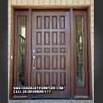 Pintu Utama Kayu Jati Model Pintu Rumah Terbaru