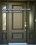 Pintu Rumah Utama Klasik