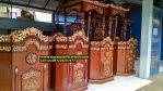 Mimbar Khutbah Masjid Ukir Ready Stock