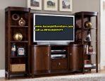 Lemari Tv Minimalis Bufet Tv Kayu Jati