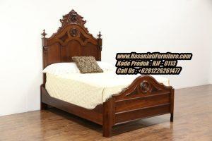 Tempat Tidur Anak Klasik Mewah Tempat Tidur Anak Ukir