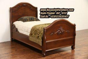 Tempat Tidur Anak Klasik Ukir Tempat Tidur Anak Jati