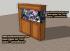 Model Lemari Aquarium Jati Desain Minimalis Terbaru