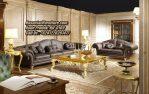 Sofa Tamu Klasik Modern Model Sofa Ruang Tamu Mewah