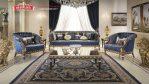 Kursi Sofa Mewah Jati New Design Living Room