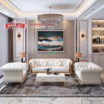Kursi Sofa Mewah Jepara Classic Living Room